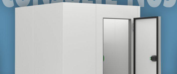 Câmaras frigoríficas Coldkit
