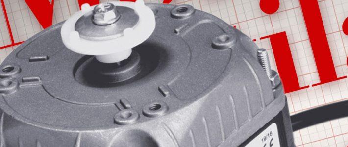 Promoção – Motores ventiladores de indução