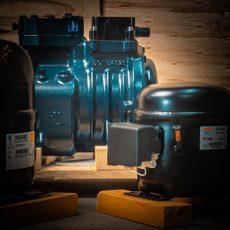 Promoção de compressores