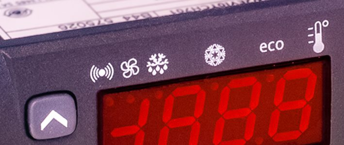 Termómetros termostatos Eliwell IDW