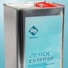 Óleos de refrigeração sintéticos SHRIEVE POE Zerol® Ester
